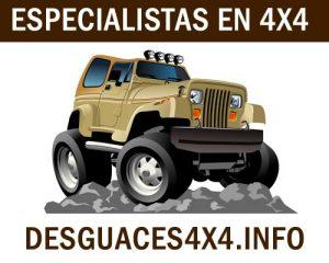 desguaces4x4 info